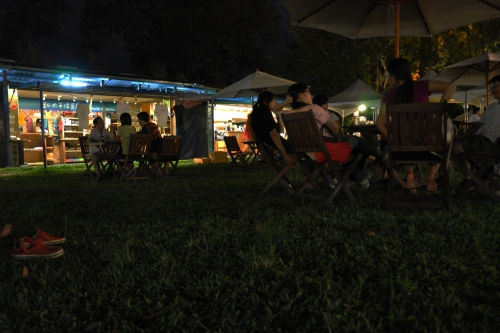 tiehua music village- taitung, taiwan