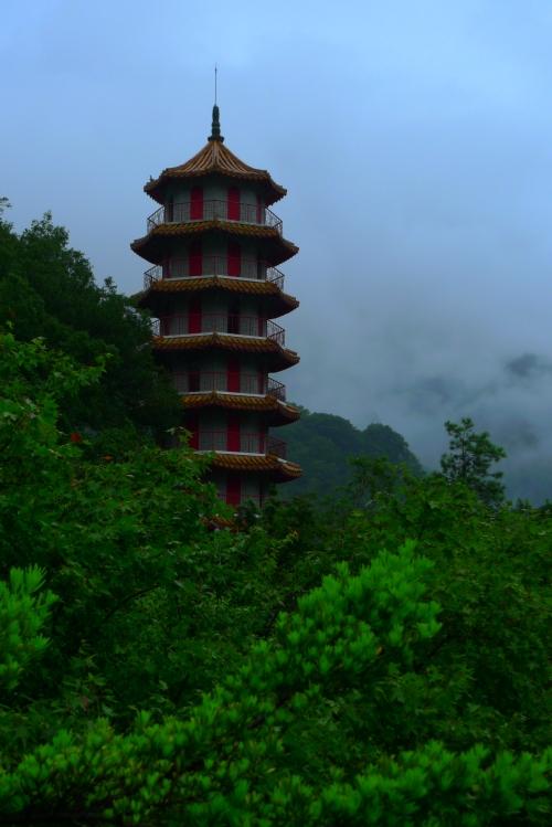 tianxiang pagoda Tianfeng Tiansiang Taroko National Park