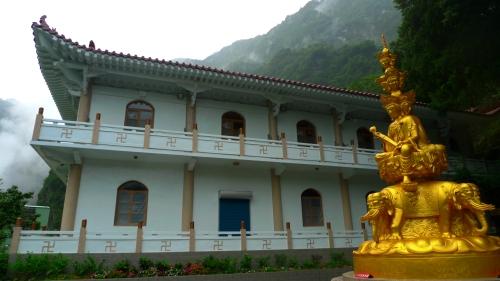 tianxiang nine lotus mountain xiangde Tiansiang Taroko National Park hualien temple templo  xiangde xiang de
