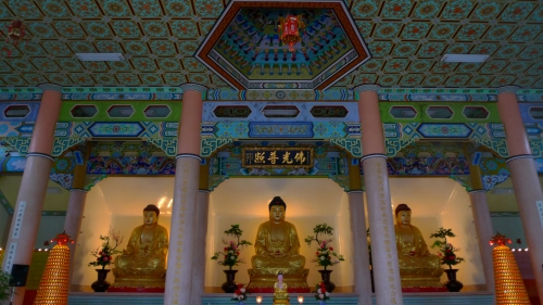tianxiang nine lotus mountain xiangde Tiansiang Taroko National Park hualien temple templo