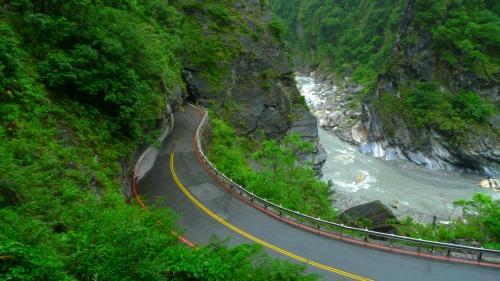 Lushui Heliu Trail tianxiang taroko hualien taiwan national park