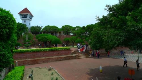 anping, anping fort, fort, fort zeelandia, templo fuerte, temple,