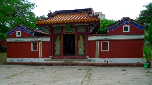 wufei temple, five concubines temple, concubines, concubinas, templo, tainan, old city, taiwan