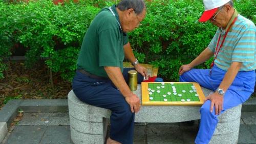 xiang qi, ajedrez chino, chinese chess, chess, tainan, taiwan