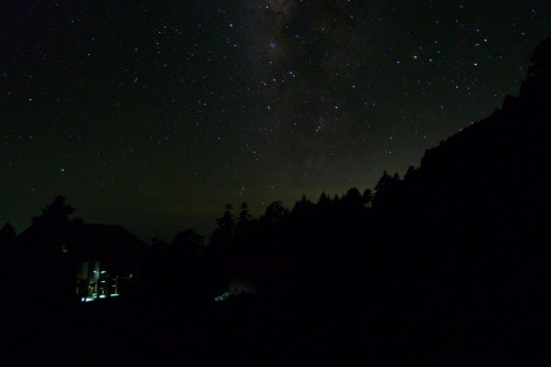 chiaming lake, chia ming lake, chia ming, jiaming, jiaming lake, shelter, refugio, tears of angel, tears, angel, taiwan, taitung, formosa, stars, sky, lago, refugio