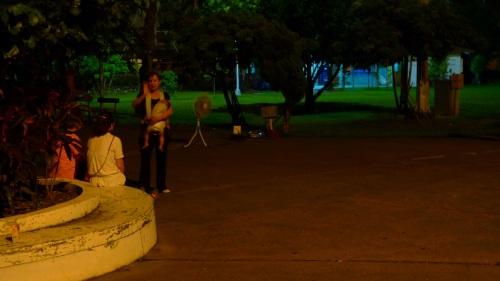 taiwan, parque, park, ventilador, fan, hualien
