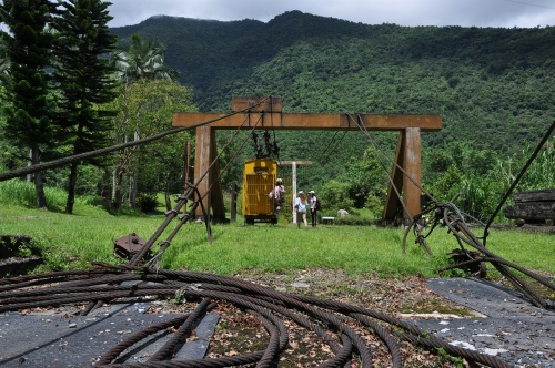 railroad, ferrocarril, chinan, recreation area,  hualien, taiwan
