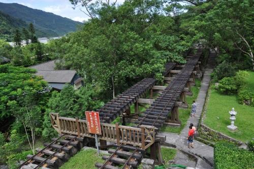 railroad, ferrocarril, fuyuan recreation area, fuyuan, wanrong, hualien, taiwan