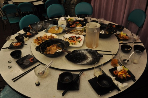dinner, taitung, taiwan, restaurant, chinese food, taiwanese food