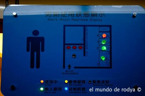 baños taiwan