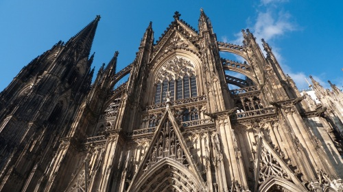 dom, catedral, colonia, koln