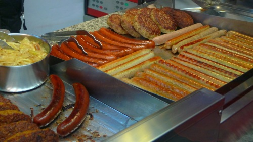 colonia, koln, bradwurst, wurst, curry wurst, curry, wurst,