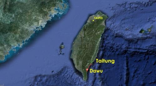 taitung, taiwan, dawu, cycling, bike, bicicleta, bici, sur, este, county, formosa