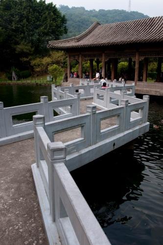 Chih-shan garden, Taipei national palace museum, taiwan