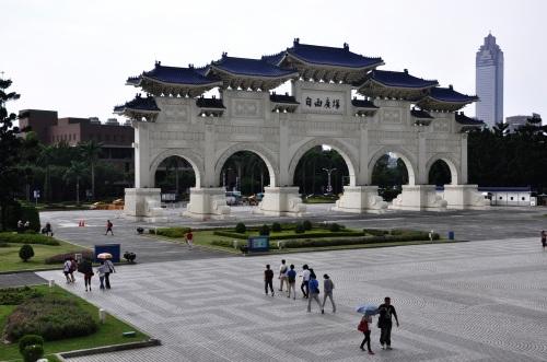 Chiang Kai-shek Memorial Hall, taipei memorial hall, taiwan