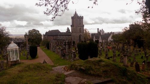 Cementerio Stirling, Escocia
