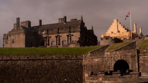 Castillo de Stirling, Escocia