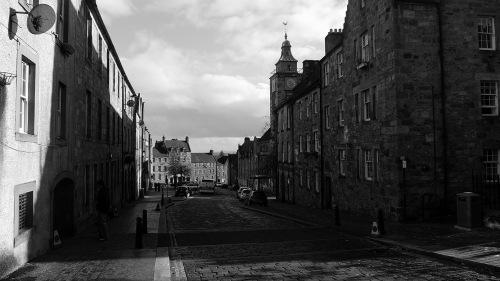 Centro de Stirling, Escocia