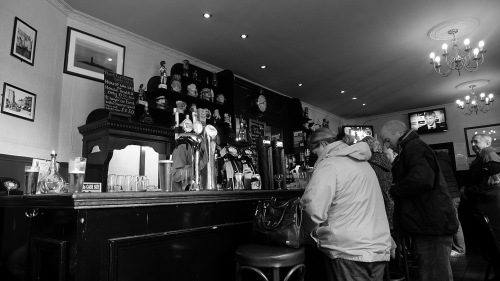 Pub Stirling, Escocia